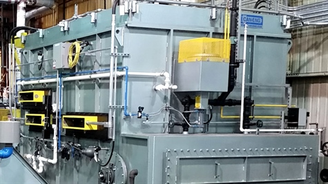 Can-Eng Furnaces Finalizes Commissioning Furnace Line Addition