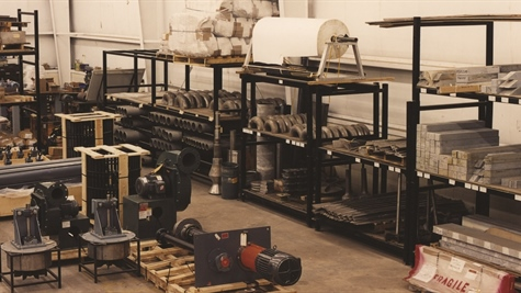 Benefits Of A Strong Spare Parts Inventory