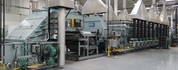 Contracted to Commission a Continuous Mesh Belt Atmosphere Furnace for Metex Heat Treating Limited