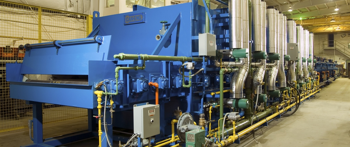 Heat Treatment Solutions for Oil & Gas