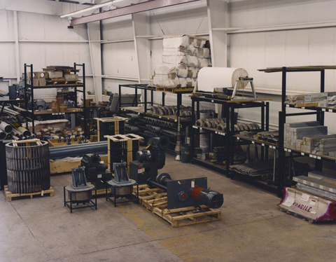 Can-Eng Parts and ServiceStockRoom