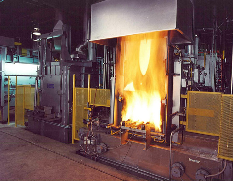 Commercial Heat Treating